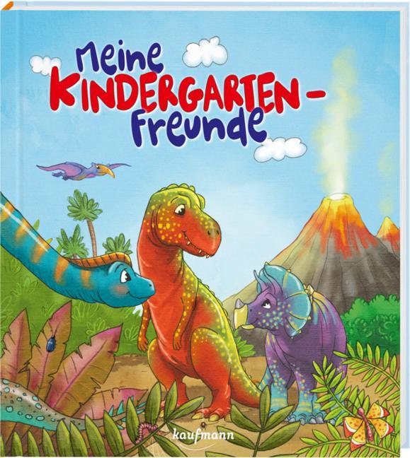 Meine Kindergarten-Freunde als Buch (gebunden)