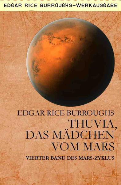 THUVIA, DAS MÄDCHEN VOM MARS als Buch (kartoniert)