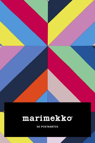 Marimekko: 50 Postkarten als Sonstiger Artikel