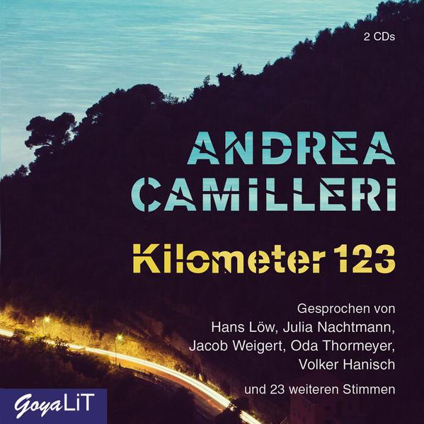 Kilometer 123 als Hörbuch CD
