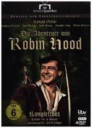 Die Abenteuer von Robin Hood - Die ARD-Gesamtedition (Alle 26 ARD-Folgen). 8 DVDs
