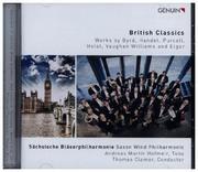 British Classics - Werke von Byrd, Händel u.a.