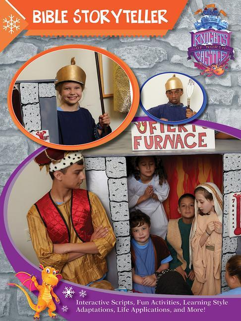 Vacation Bible School (Vbs) 2020 Knights of North Castle Bible Storyteller: Quest for the Kings Armor.pdf