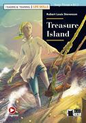 Treasure Island. Buch + Audio-Angebot