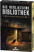 [Leo Colovini: Die verlassene Bibliothek]