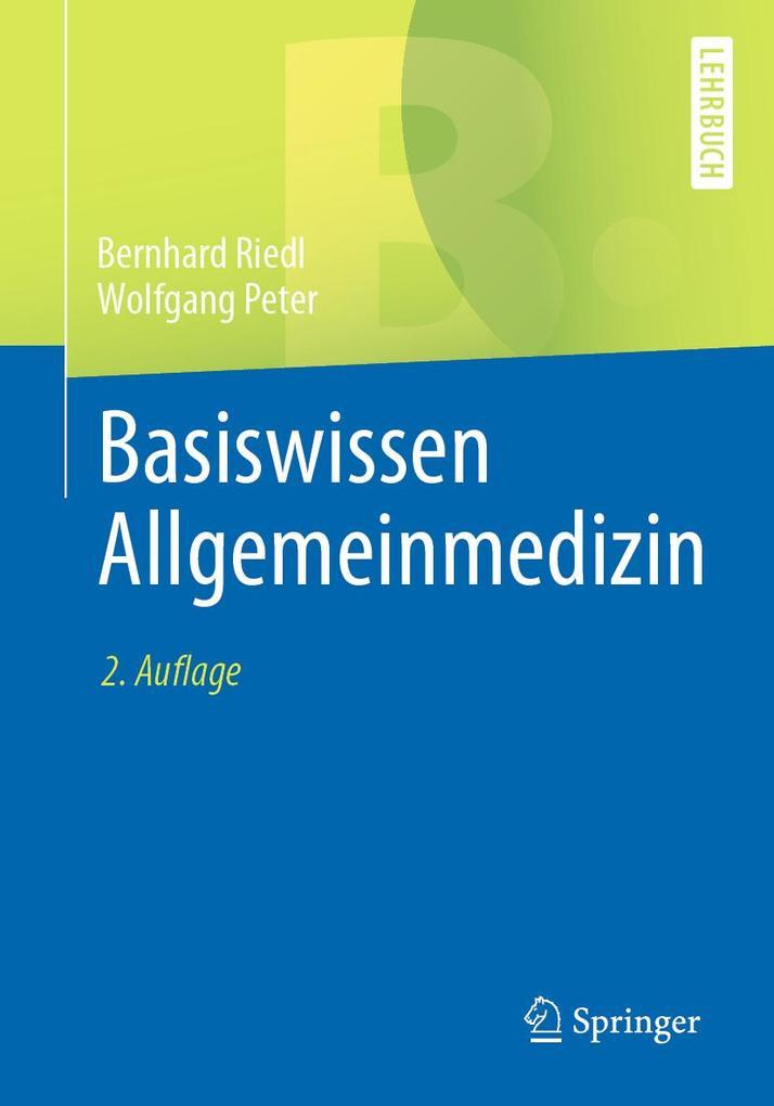 Basiswissen Allgemeinmedizin als Buch (kartoniert)