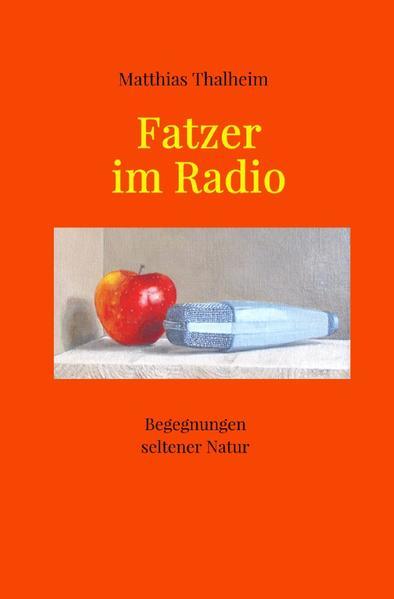 Fatzer im Radio als Buch (kartoniert)