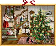 Wandkalender - Weihnachten bin ich zu Haus
