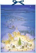 Wandkalender - Weihnachtsdorf