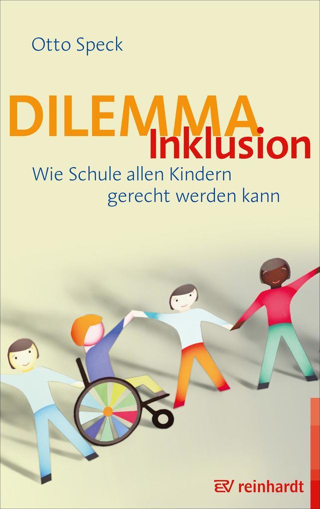 Dilemma Inklusion als eBook epub