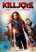 Killjoys - Space Bounty Hunters Staffel 5 (finale Staffel)