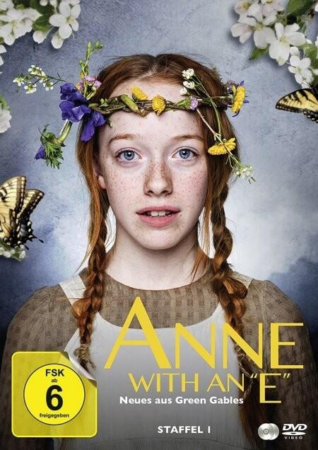 Anne with an E - Die komplette 1. Staffel als DVD