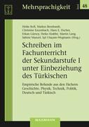 Schreiben im Fachunterricht der Sekundarstufe I unter Einbeziehung des Türkischen