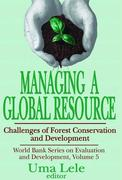 Managing a Global Resource