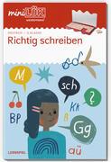 miniLÜK. 3. Klasse - Deutsch: Richtig schreiben