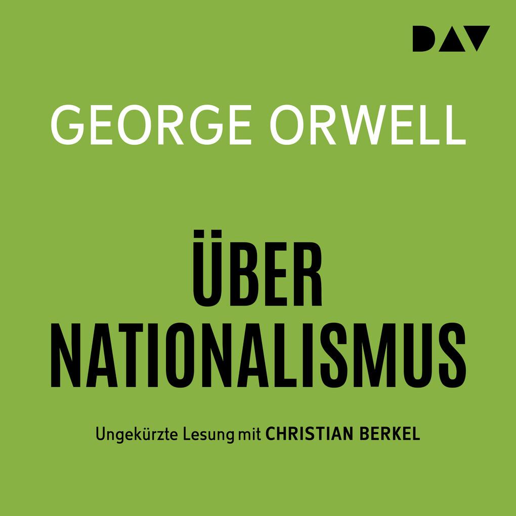 Über Nationalismus als Hörbuch Download