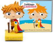 Tonie - 5 Lieblings-Klassiker: Robinson Crusoe und vier weitere Klassiker
