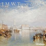 William Turner 2021 - Broschürenkalender