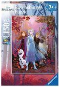 Ravensburger Spiel - Frozen - Ein fantastisches Abenteuer, 150 Teile