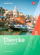 Diercke Geographie 8. Schülerband. Realschulen in Bayern