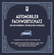 Automobiler Fachwortschatz zur Beschreibung historischer Fahrzeuge