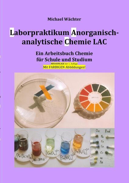 Laborpraktikum Anorganisch-analytische Chemie LAC als Buch (kartoniert)