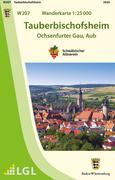Tauberbischofsheim 1 : 25 000