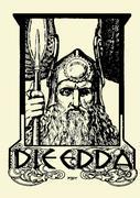 Die Edda. Illustrierte Ausgabe.