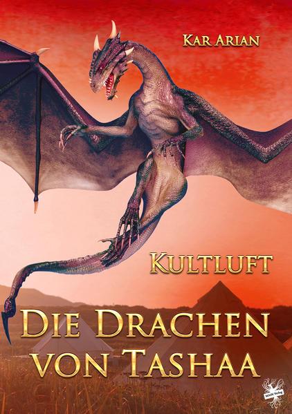 Kultluft - Die Drachen von Tashaa als Buch (kartoniert)