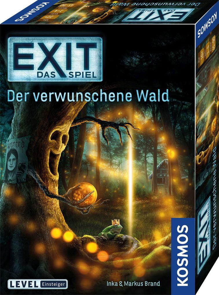 EXIT Das Spiel - Der verwunschene Wald als Spielware