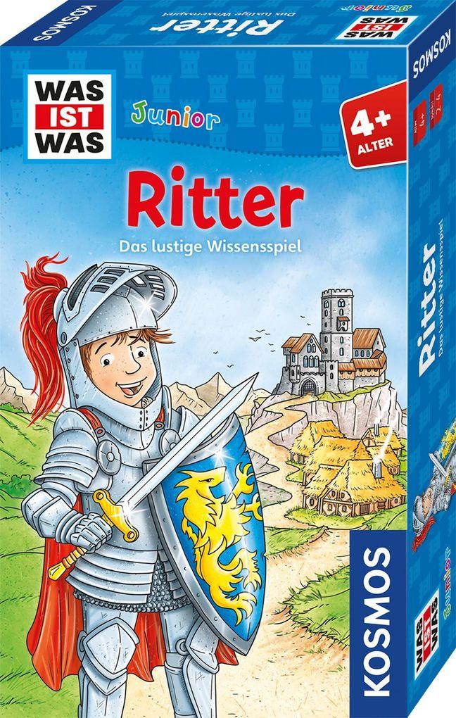 WAS IST WAS Junior - Ritter als Spielware