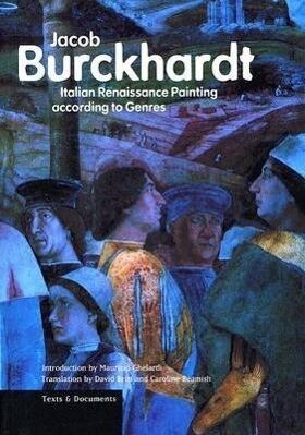 Italian Renaissance Painting According to Genres als Taschenbuch