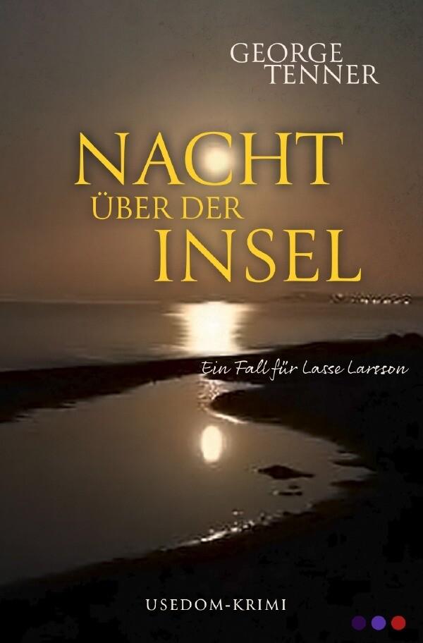 Nacht über der Insel als Buch (kartoniert)