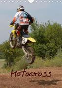 Motocross Terminplaner (Wandkalender 2021 DIN A4 hoch)