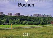 Bochum (Wandkalender 2021 DIN A4 quer)