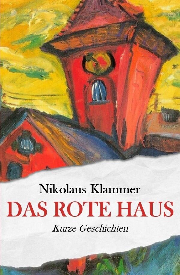 Das rote Haus als Buch (kartoniert)