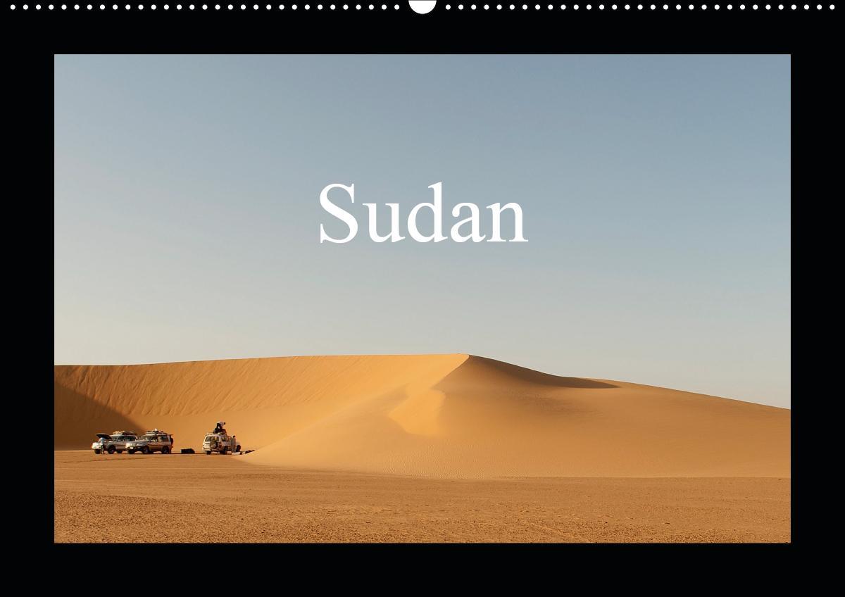 Sudan (Wandkalender 2021 DIN A2 quer) als Kalender