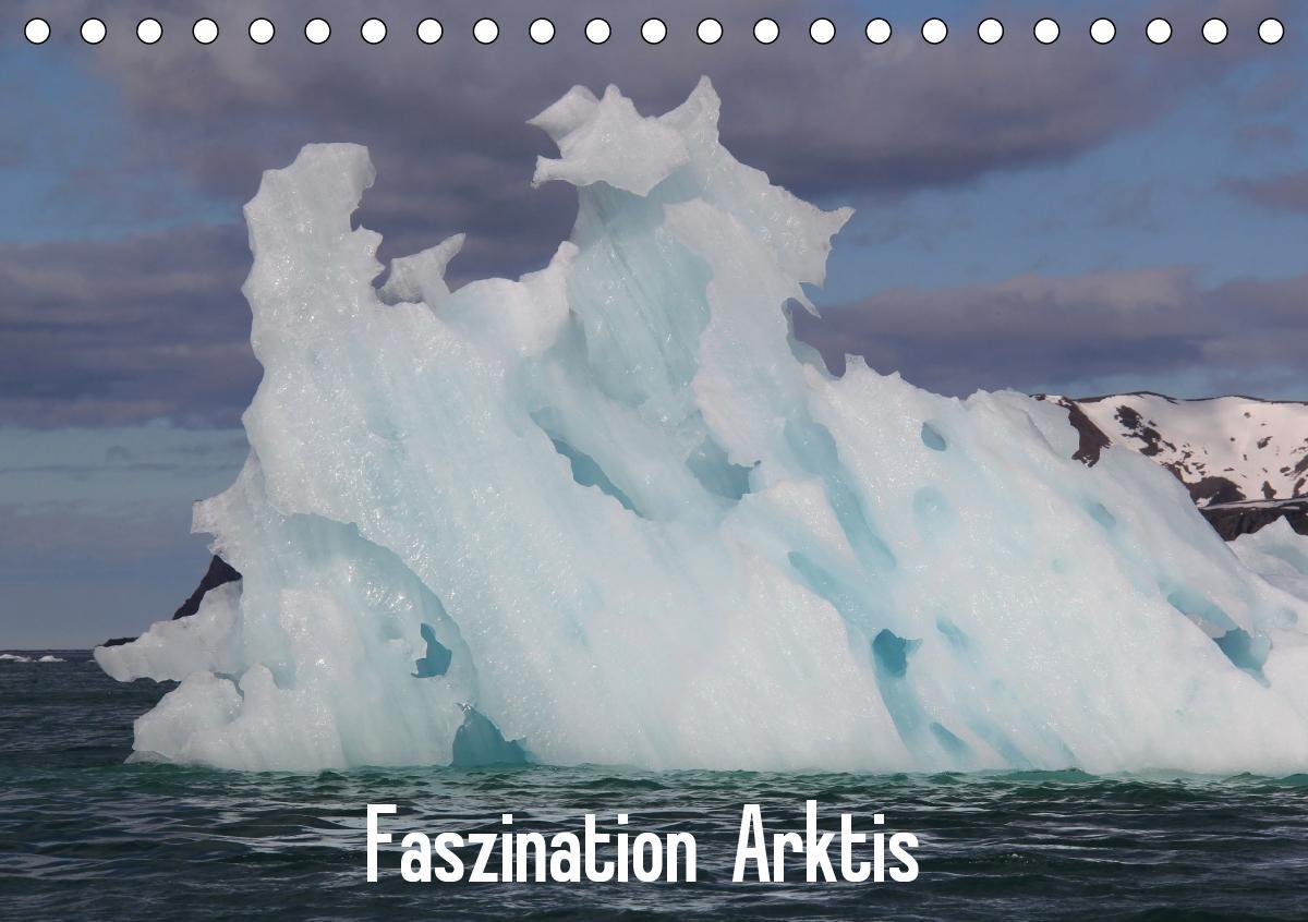 Faszination Arktis (Tischkalender 2021 DIN A5 quer) als Kalender