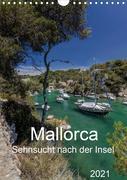 Mallorca - Sehnsucht nach der Insel (Wandkalender 2021 DIN A4 hoch)