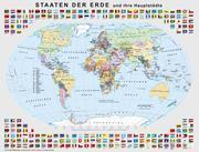 Lernpuzzle Staaten der Erde