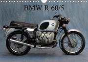 BMW R 60/5 (Wandkalender 2021 DIN A4 quer)