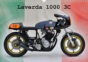 Laverda 1000 3C (Wandkalender 2021 DIN A3 quer)
