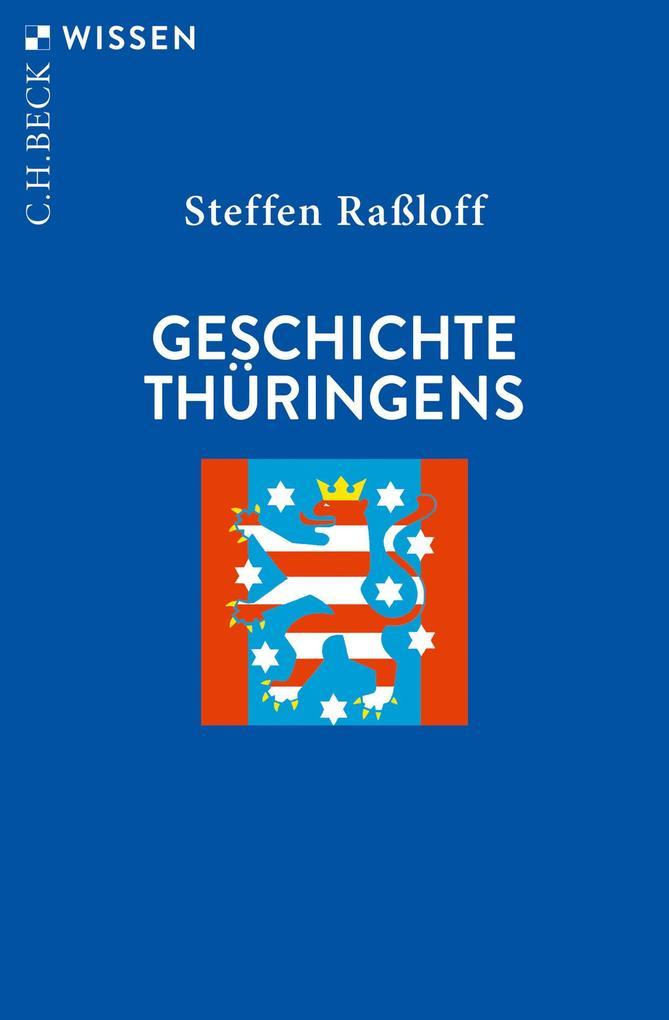 Geschichte Thüringens als eBook epub