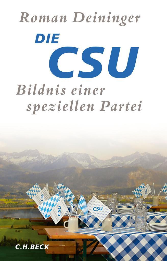 Die CSU als eBook epub