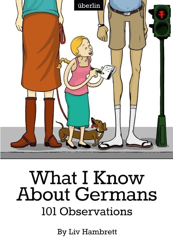 What I Know About Germans als Buch (kartoniert)