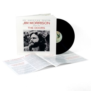 An American Prayer als Vinyl