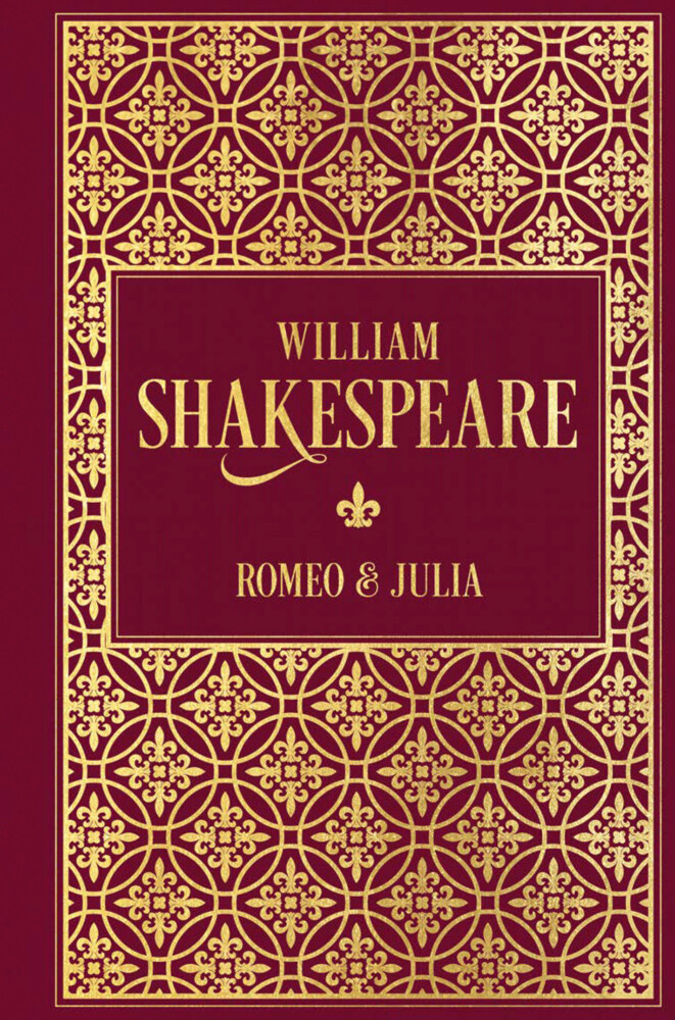 Romeo und Julia als Buch (gebunden)