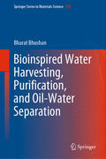 Bioinspired Water Harvesting, Purification, and Oil-Water Separation