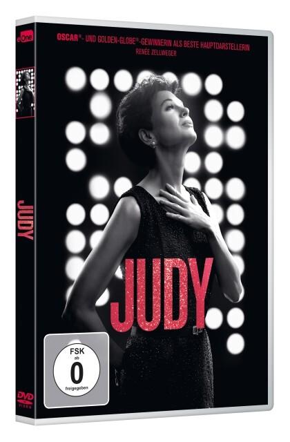 Judy als DVD