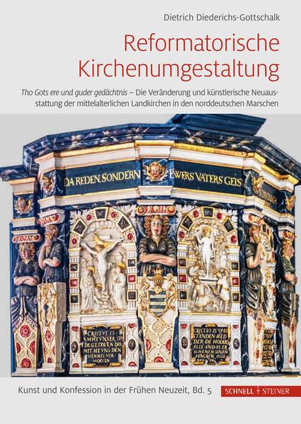 Reformatorische Kirchenumgestaltung als Buch (gebunden)